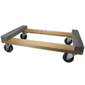 Furniture Dolly (Hard Rubber, 4 Wheels)