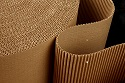 "4"" Wide Corrugated Roll"